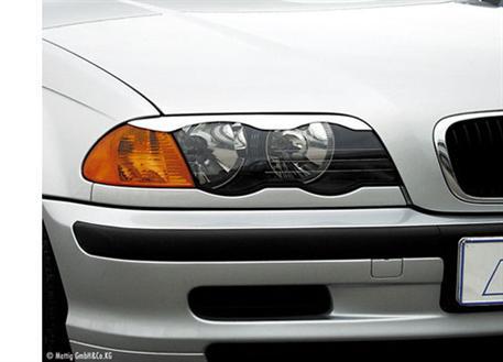CSR mračítka předních světlometů BMW řady 3 model E46