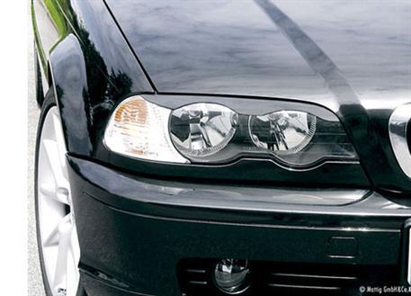 Mračítka předních světlometů BMW řady 3 model E46 Cabrio / Coupé