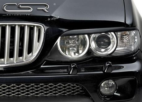 CSR mračítka předních světlometů BMW X5 model E53