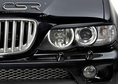 Mračítka předních světlometů BMW X5 model E53