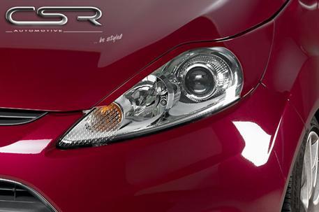 CSR mračítka předních světlometů Ford Fiesta MK7
