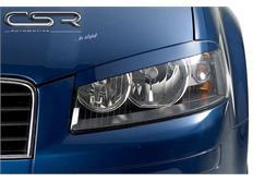 Mračítka předních světlometů Audi A3 8P rv. 2003-2005