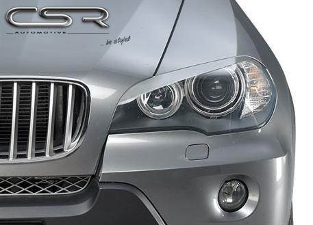 CSR mračítka předních světlometů BMW X5 model E70