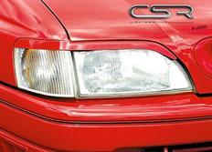 CSR mračítka předních světlometů Ford Escort