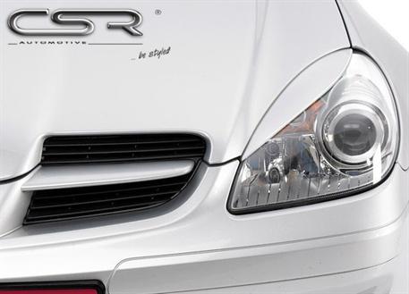 Mračítka předních světlometů Mercedes Benz SLK R171