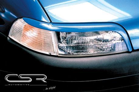 CSR mračítka předních světlometů Fiat Punto 1