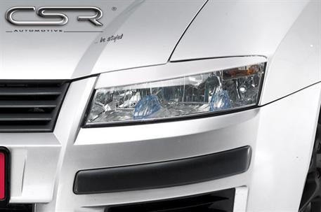 CSR mračítka předních světlometů Fiat Stilo
