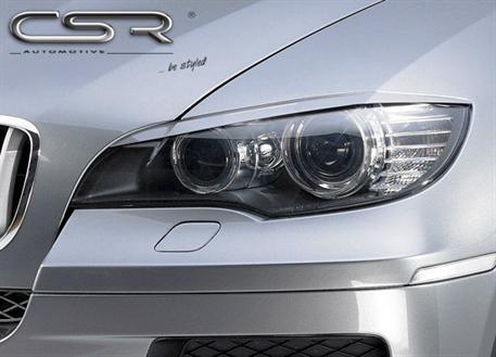 CSR mračítka předních světlometů BMW X6