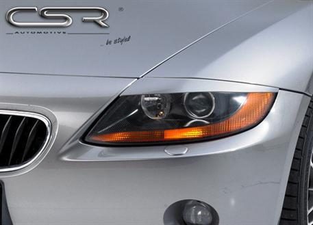 Mračítka předních světlometů BMW Z4 model E85 / E86