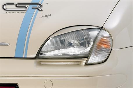 Mračítka předních světlometů Fiat Seicento Typ 187