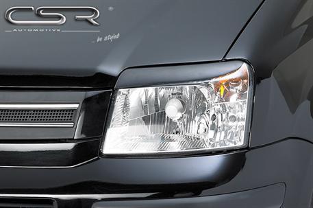CSR mračítka předních světlometů Fiat Panda Typ 169