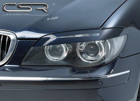 Mračítka předních světlometů BMW model E65 LCI / E66 LCI