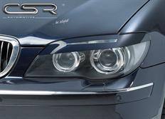 CSR mračítka předních světlometů BMW model E65 LCI / E66 LCI