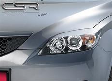 CSR mračítka předních světlometů Mazda 3