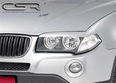 CSR mračítka předních světlometů BMW X3 model E83