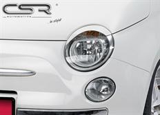 CSR mračítka předních světlometů Fiat 500