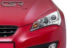 CSR mračítka předních světlometů Hyundai Genesis