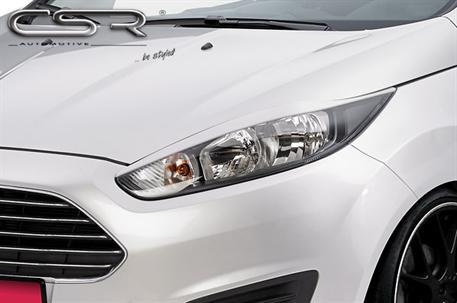 CSR mračítka předních světlometů Ford Fiesta MK7 Facelift