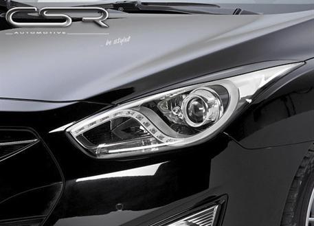 Mračítka předních světlometů Hyundai I40