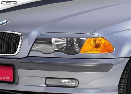 CSR mračítka předních světlometů BMW řady 3 model E46 Limo / Touring