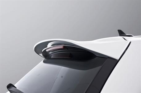 CARACTERE střešní spoiler pro VW Scirocco