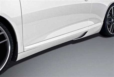 CARACTERE sada dveřních a prahových nástavců  pro VW Scirocco