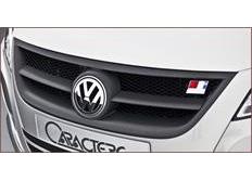 CARACTERE maska chladiče pro VW Tiguan