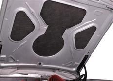 DEi Design Engineering tepelně a zvukově izolační samolepicí plát UnderHood™ pro izolaci motorového prostoru