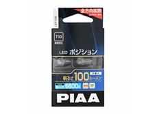 Exkluzivní LED žárovky PIAA s paticí T10, 6600K, 100 lm, cena za pár (2 kusy)