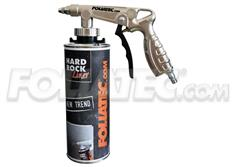 FOLIATEC stříkací pistole s nádobou pro aplikaci stříkané fólie Hard Rock Liner
