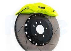 Forge Motorsport přední 8pístový brzdový kit s kotouči 405 mm pro Volkswagen T5/T6