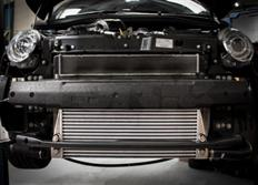 Forge Motorsport front mount intercooler kit pro Fiat 500 Abarth T-Jet
