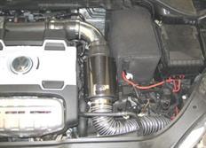 Forge Motorsport kit sání pro VW Golf 5 1.4 TSI s dvojitým přeplňováním (turbo + kompresor)
