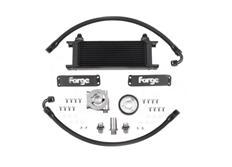 Forge Motorsport olejový chladič pro Volkswagen T5.1 twin turbo, kompletní sada