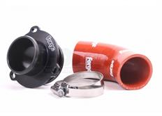 Forge Motorsport turbo muffler delete pro VAG motory 2.0TFSI EA113 s turbodmychadlem K04
