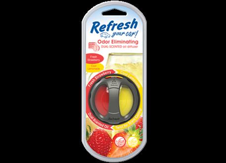 Osvěžovač vzduchu HandStands, vůně Dual Refresh Diffuser - Fresh Strawberry/Cool Lemonade