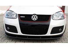 Kerscher Sport-Edition lipa pod originální přední nárazník pro VW Golf V (1K) GTI, GT r.v. od 09/2003 - 09/2008