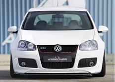 Kerscher Sport-Edition lipa pod originální přední nárazník pro VW Golf V (1K) GTI Pirelli, GTI Edition 30, GT Sport r.v. od 09/2003 - 09/2008