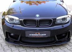Kerscher lipa pod originální přední nárazník pro BMW řady 1 M Coupé