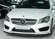 Kerscher lipa pod originální přední nárazník pro Mercedes-Benz CLA (W117, C/X117) AMG-Line (950) / 45 AMG s ABE