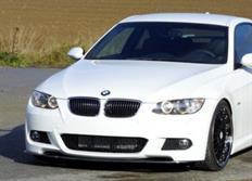 Kerscher lipa pod originální přední nárazník M-Technik pro BMW řady 3 (E92, E93) Coupé, Cabrio r.v. od 02/2010