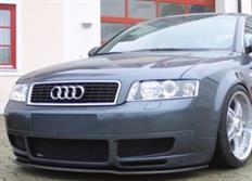 Kerscher spoiler pod originální přední nárazník pro Audi A4 8E (8E2/B6) Lim./ Avant /Quattro B6, r.v. od 10/2000 do 06/2005