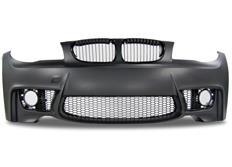 Kompletní přední nárazník pro BMW řady 1 model E81/E82/E87 ve vzhledu 1M