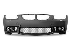 Kompletní přední nárazník pro BMW řady 3 model E92/E93 Coupe/Cabrio, bez park. asistenta, s ostřikovači světlometů
