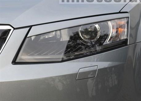 Kryty světlometů Milotec (mračítka) pro Škoda Octavia III