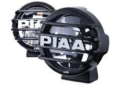 Přídavné kulaté LED světlomety PIAA LP560 o průměru 151mm