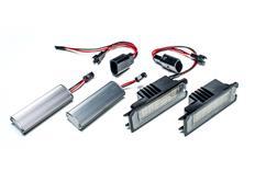LED osvětlení registrační značky pro VW Golf V, VI, VII, Polo 6R a další