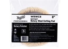 """Meguiar's Soft Buff Rotary Wool Pad 8"""" / 200 mm - vlněný leštící kotouč určený pro rotační leštičku, 8"""""""