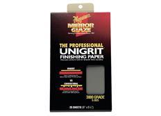 Meguiar's Unigrit Finishing Paper - 3000 Grit6, balení 25 ks unikátních brusných papírů
