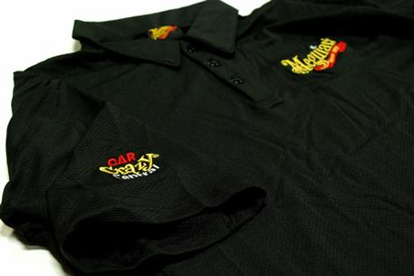 Meguiar's - originální tričko s límečkem, vel. S